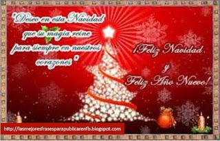 Frases De Navidad Y Año Nuevo: Deseo En Esta Navidad Que Su Magia Reine