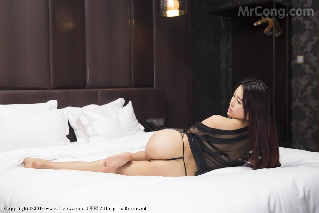 FToow No.012: Người mẫu Tang倩 (50 ảnh)