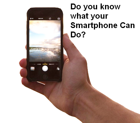 Amazing Uses of a today's Smartphone