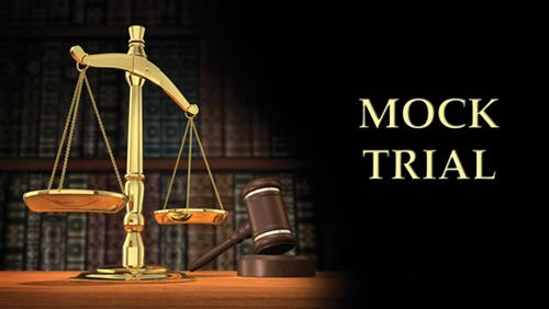 mock trial graphic