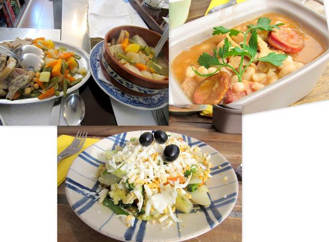 Cozinha portuguesa o que comer em portugal