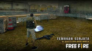 Free Fire: Battlegrounds MOD Apk Data Obb - Download Android Game