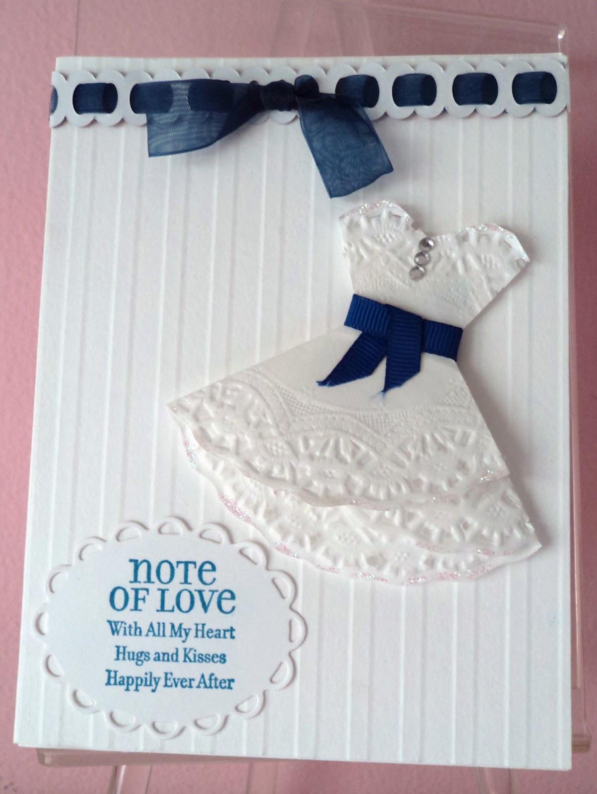 Heart Themed Bridal Shower Invitations
