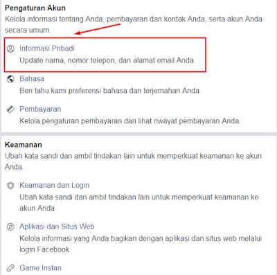 Tutorial Agar Profile Facebook Tidak Bisa Dilihat Oleh Orang Lain 2