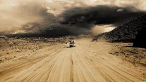 صورة طريق صحرواوي جميل