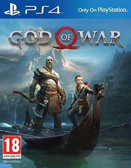 GOD OF WAR PS4 5.05 PKG