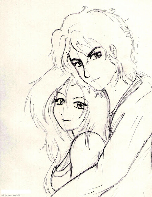 Pencil Sketches Of Couples | ZiZinG