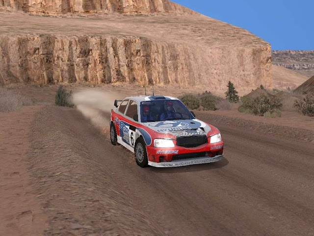 Richard Burns Rally PC Game Download Gameplay 1