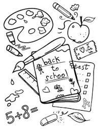 back coloring pages | El mundo Seredipity: Dibujos para colorear - Regreso a ...