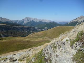 Vistas del Ezkaurre