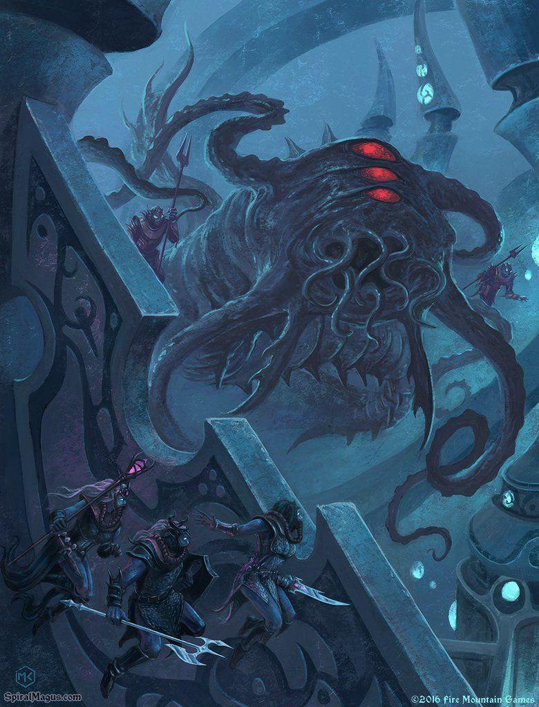 Aboleths: Deities of the Deep