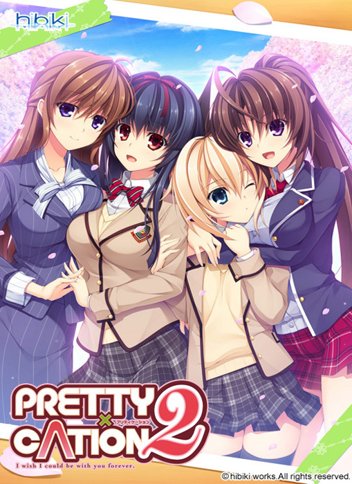 Pretty x Cation 2 The Animation