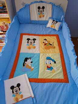 Set de cama disney