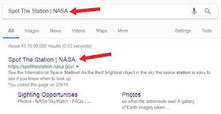 अंतरराष्ट्रीय अंतरिक्ष स्टेशन कैसे देखे,