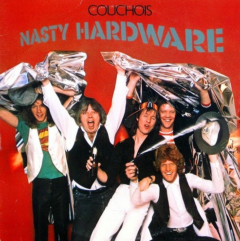 Couchois Nasty hardware 1980 aor melodic rock westcoast music blogspot albums bands