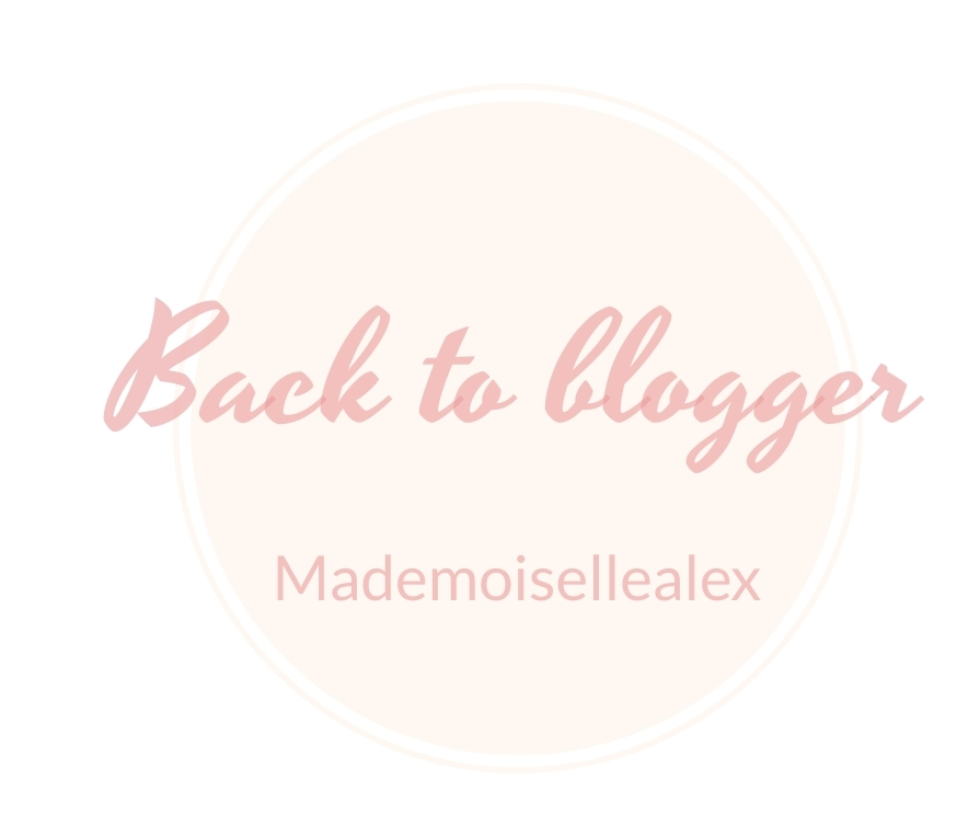 Banner Back to Blogger