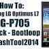 Tutorial Fix Bootloop LG Optimus L7 LG-P705 Tested 100%