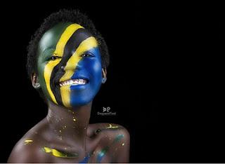 Miss universe Tanzania
