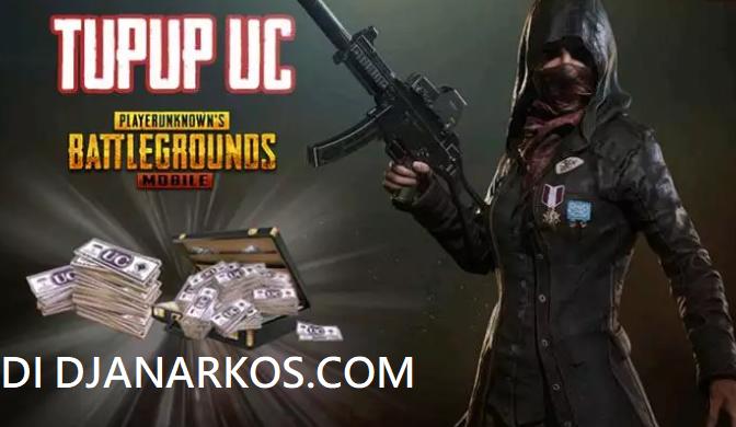 Top Up Uc PUBG murah