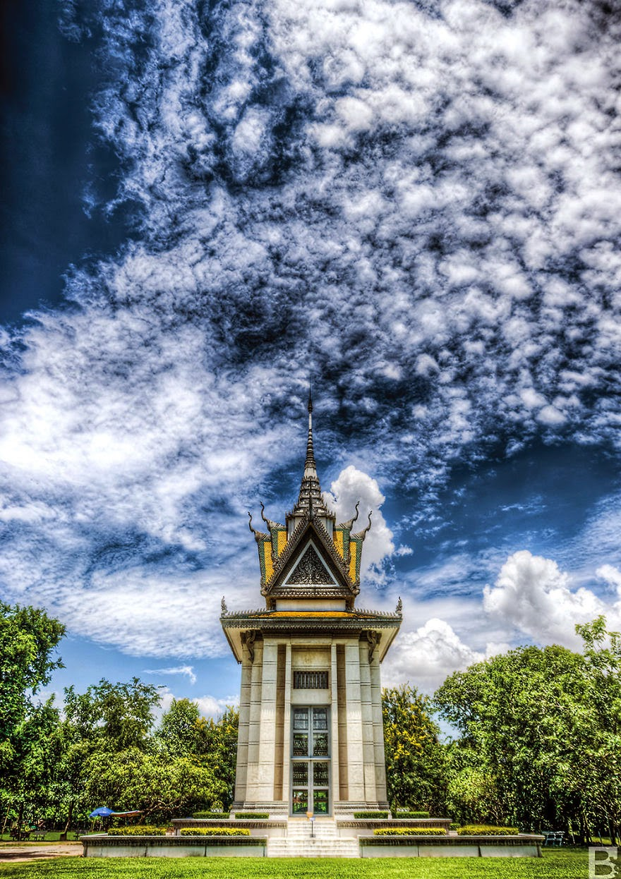 The Killing Fields - Temples, Markets And Rain – My Trip Around Cambodia