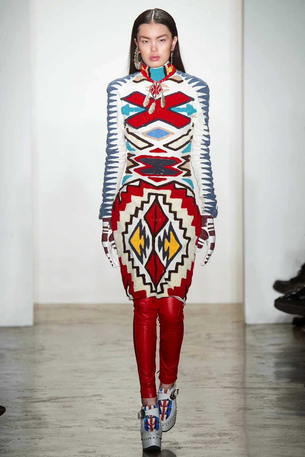 BEYOND BUCKSKIN: KTZ's Latest Collection: A Racist Ripoff