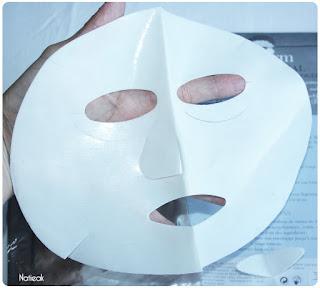 aspect  Masque Facial Lifting hydratant hydrogel de Joliderm