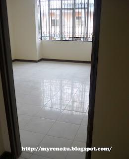 masterbedroom tiling