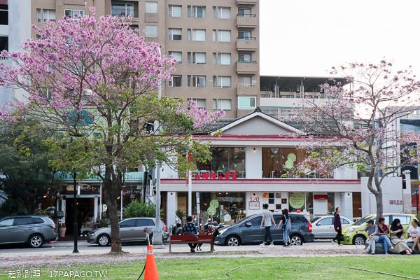 台中西區|美術園道|異國風味料理特色餐廳一覽|五權西三四街餐廳