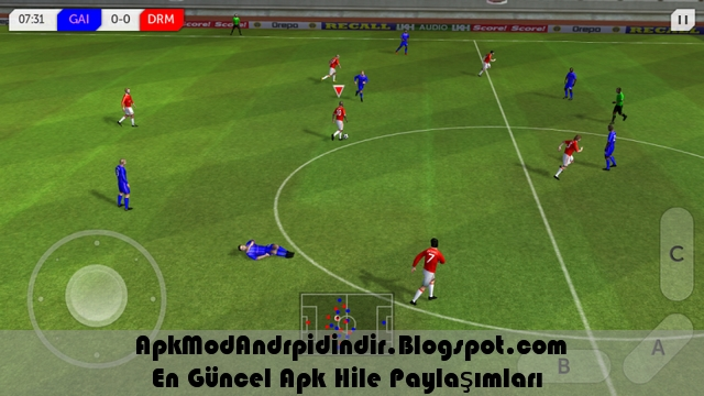 dream league soccer 2019 apk indir