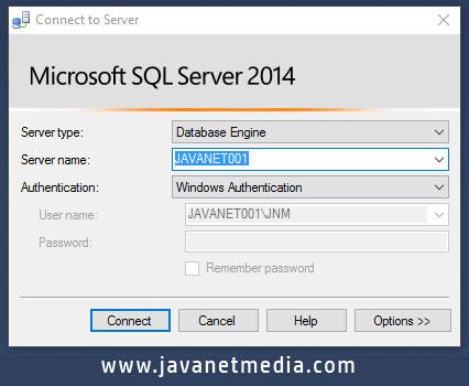 Cara Membuat Database dan Tabel SQL Server