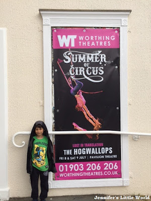 The Hogwallops at Worthing Theatres