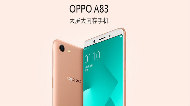 HP Oppo A83