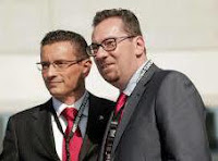 Massimo Bonardi, managing & technical director e Emidio Zorzella, coo di Antares Vision
