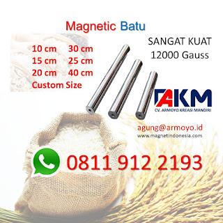 Magnet Batu Untuk beras