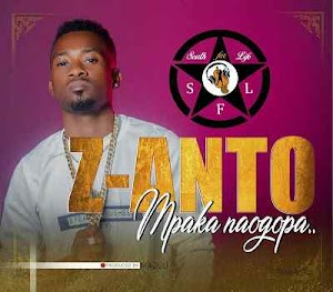 Download Mp3 | Z Anto - Mpaka Naogopa