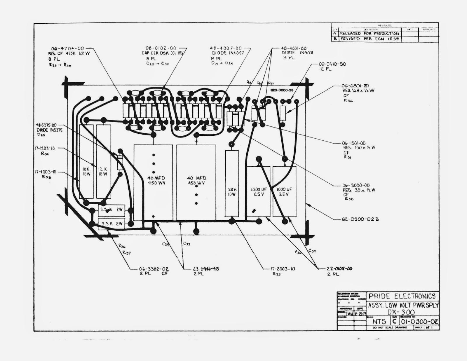 91nr712 Dx300 Amateur Bi Linear Hf Amplifier