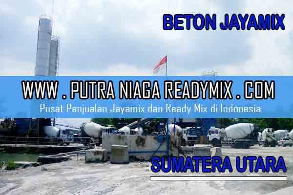 Harga Beton Jayamix Sumatera Utara