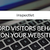 Want To Record How Visitors Are Using Your WebSite? Try Inspectlet