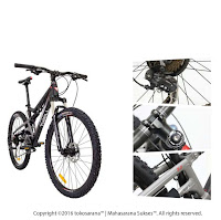 26 Inch Thrill Oust 2.0 Mountain Bike