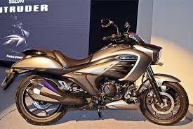 Wow ! Suzuki Launches Cruiser Intruder 150 - Modern Moto Magazine