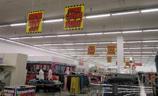 24 Announcement By Sears Holding The Owner Of Kmart Chain That 46 Unprofitable And Stores Will Be Closing In November Does Not List