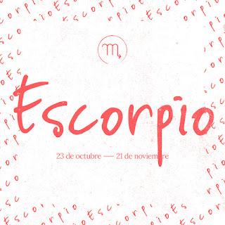Escorpio Predicciones 2018 Glamour España