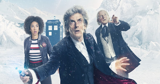 Doctor Who - Christmas Special 2017 - Released a Week Early in America?
