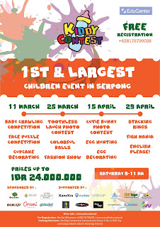 "Lomba ""Kiddy Contest"""