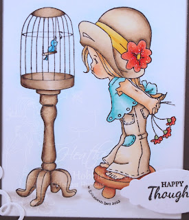 Heather's Hobbie Haven - Li'l Sweet Tweeter Card Kit