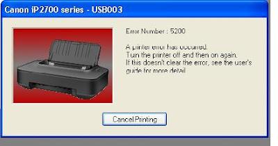 error b200