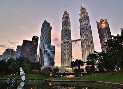twin tower - 4D3N Kuala Lumpur Tour