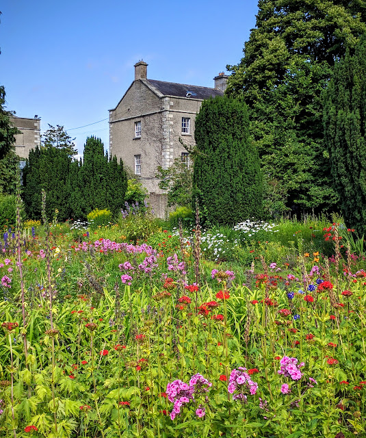 Bicentenary garden at Maynooth University