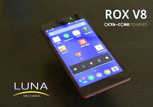 Harga Hp Luna ROX V8, Spesifikasi, Kelebihan Dan Kekurangannya