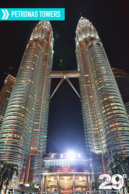 72 timmar i Kuala Lumpur